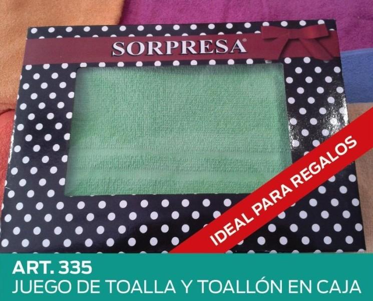 TOALLA335